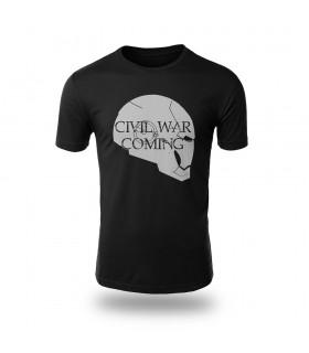تی شرت IronMan Civil War