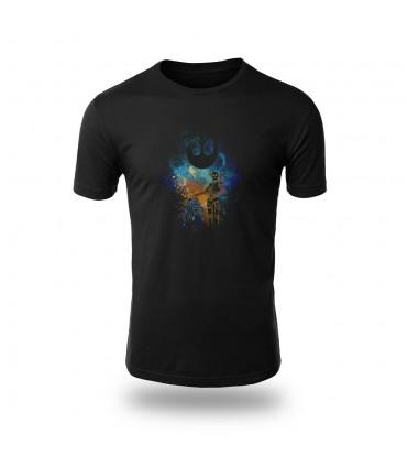 تی شرت R2D2 & 3PO