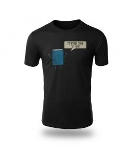 تی شرت کتاب