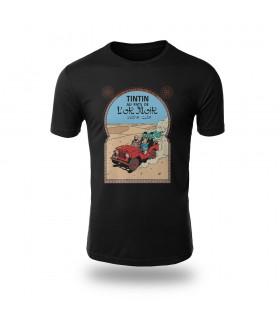 تی شرت تن تن در سرزمین طلای سیاه