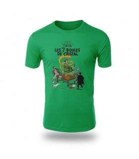 تی شرت ماجراهای تن تن: هفت گوی بلورین