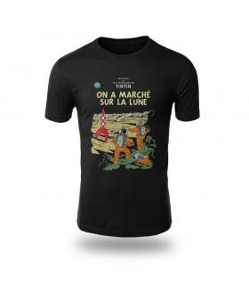 تی شرت ماجراهای تن تن: روی ماه قدم گذاشتیم