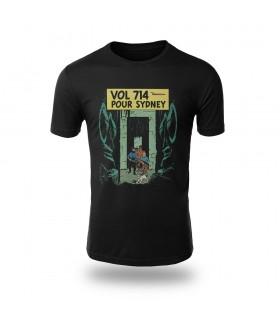 تی شرت ماجراهای تن تن: پرواز 714