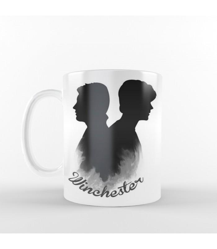 ماگ Winchester - طرح یک