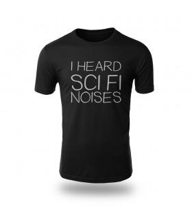 تی شرت Sci-Fi Noises