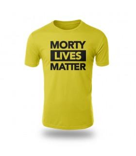 تی شرت Morty Lives Matter