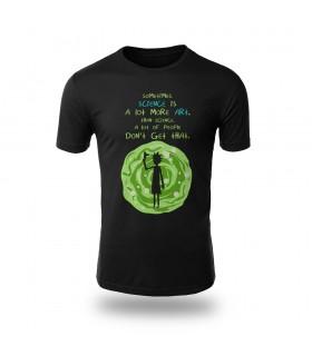 تی شرت Science vs Art