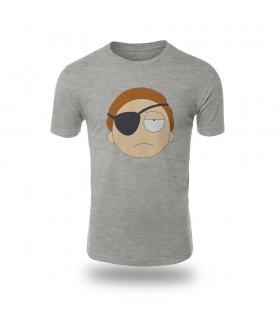 تی شرت Evil Morty طرح سه
