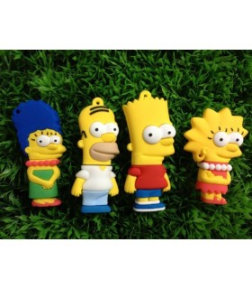Simpsons Family USB Flash Drive