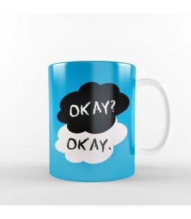 ماگ  Okay Okay - طرح1