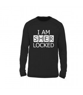 سویشرت I AM SHERLOCKED