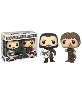فانکو پاپ! Ramsay Bolton & Jon Snow