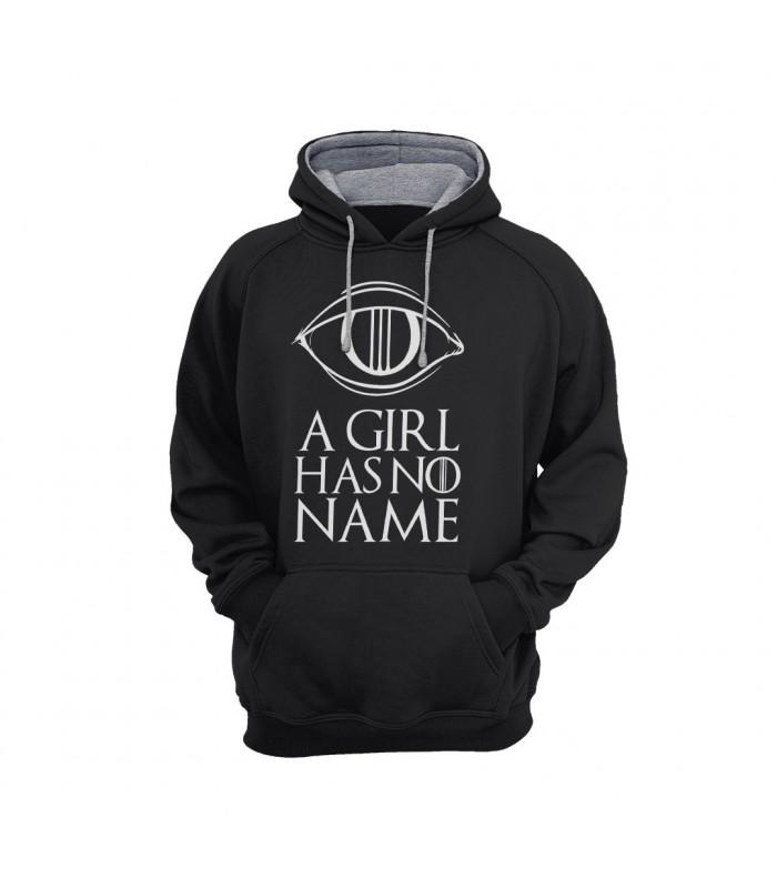 هودی A Girl Has No Name
