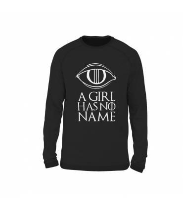 سویشرت A Girl Has No Name