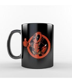ماگ Deadpool - طرح یک