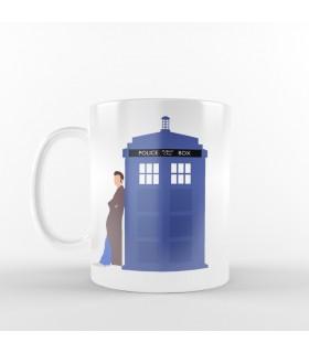 ماگ Doctor Who - طرح سه
