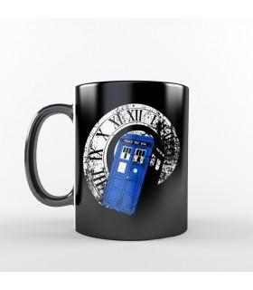 ماگ Doctor Who - طرح پنج