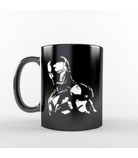 ماگ Iron Man - طرح یک