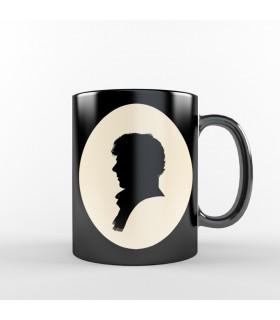 ماگ Sherlock & Joh - طرح یک