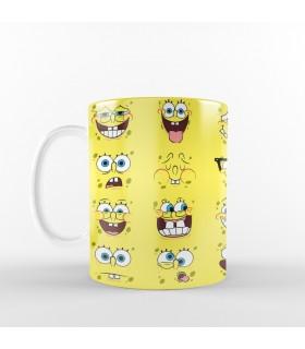 ماگ SpongeBob Pattern - طرح یک
