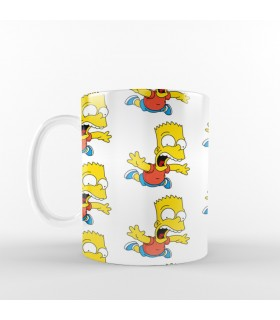 ماگ Simpsons - طرح دو