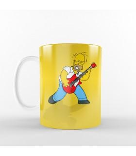 ماگ Homer - طرح یک