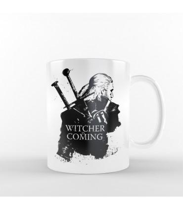 ماگ Witcher - طرح پنج