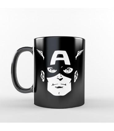 ماگ Captain America - طرح چهار