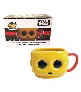 پاپ هوم! ماگ سرامیکی C-3PO