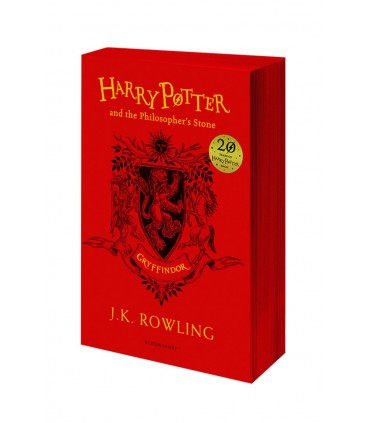 Harry Potter and the Philosopher's Stone, Gryffindor Paperback Edition