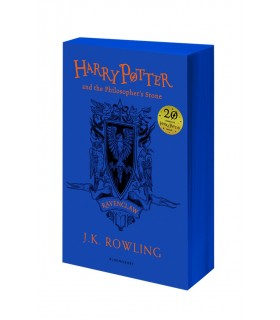 Harry Potter and the Philosopher's Stone, Ravenclaw Paperback Edition