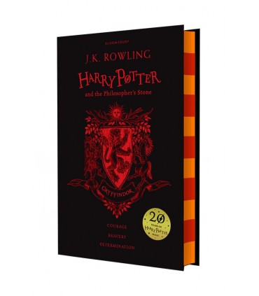Harry Potter and the Philosopher's Stone, Gryffindor Hardcover Edition