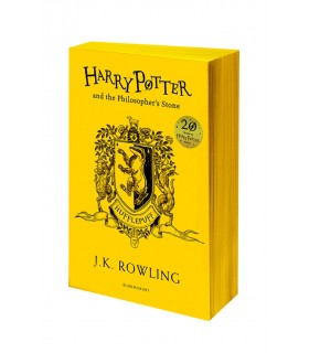 Harry Potter and the Philosopher's Stone, Hufflepuff Paperback Edition