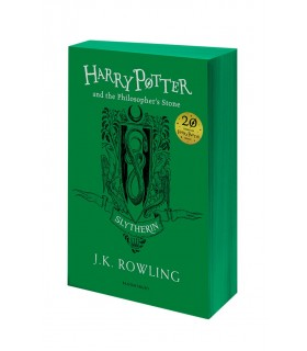 Harry Potter and the Philosopher's Stone, Slytherin Paperback Edition