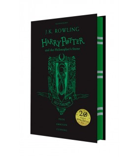 Harry Potter and the Philosopher's Stone, Slytherin Hardcover Edition