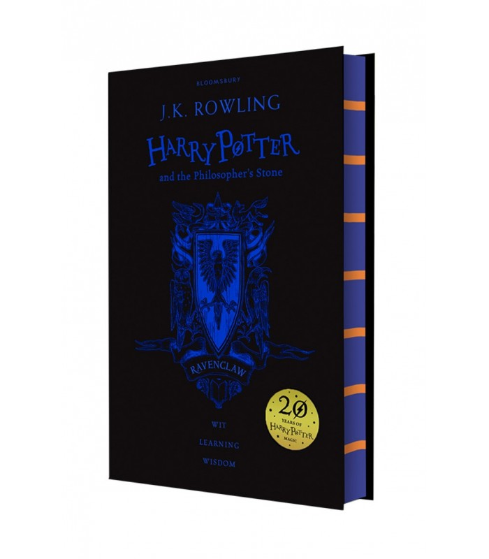 Harry Potter and the Philosopher's Stone, Ravenclaw Hardcover Edition