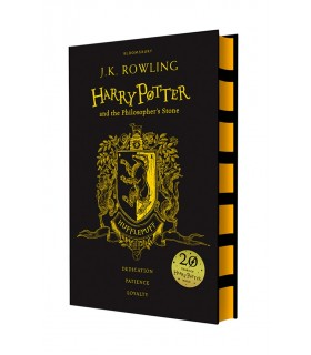 Harry Potter and the Philosopher's Stone, Hufflepuff Hardcover Edition