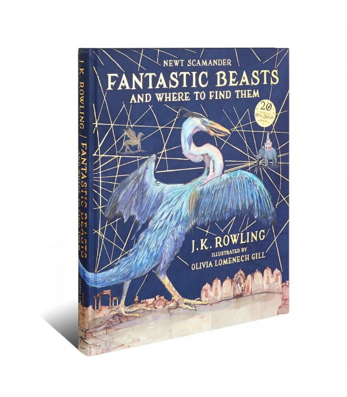 Fantastic Beasts and Where to Find Them illustrated full-colour edition