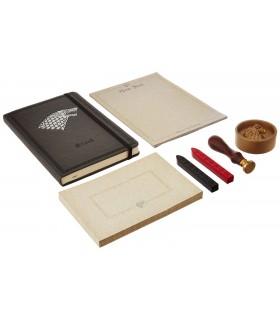 ست مهر و موم و دفترچه خاندان استارک
