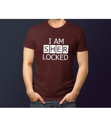 تی شرت شرلوک