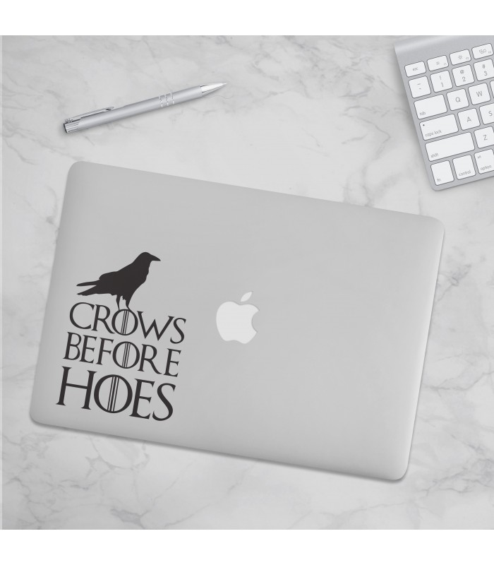 استیکرCrows Before Hoes