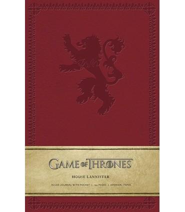 دفترچه جلد سخت لنیستر