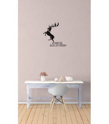 استیکر House Baratheon