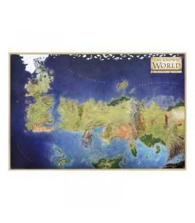 نقشه دنیای شناخته شده