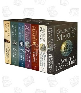 A Song of Ice and Fire, 7 Volumes (A Song of Ice and Fire, 1-5)
