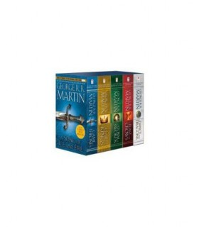 A Song of Ice and Fire, 5 Book Set Series