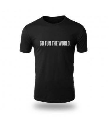 تی شرت Go Fun The World