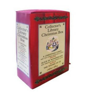 Collector's Library Christmas Box: A Christmas Carol/Alice in Wonderland/The Wizard of Oz