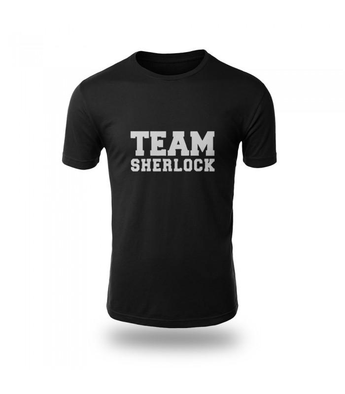 تی شرت Team Sherlock