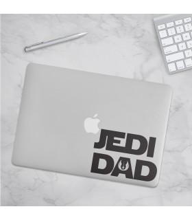 استیکر Jedi Dad